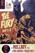 Hellboy The Fury (2011 Dark Horse) 1B