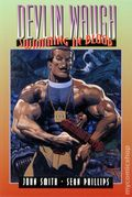 Devlin Waugh Swimming in Blood TPB (1993 Fleetway) 1-1ST