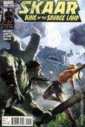 Skaar King of the Savage Land (2011 Marvel) 5
