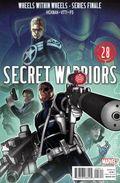 Secret Warriors (2009 Marvel) 28A