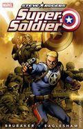 Steve Rogers Super-Soldier TPB (2011 Marvel) 1-1ST