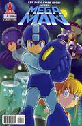 Mega Man (2011 Archie) 4A