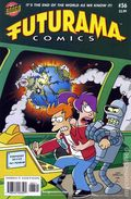 Futurama Comics (2000 Bongo) 56