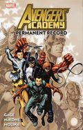 Avengers Academy TPB (2011-2012 Marvel) By Christos Gage 1-1ST