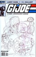 GI Joe Real American Hero (2010 IDW) 167C