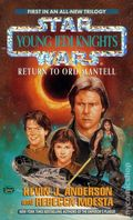 Star Wars Young Jedi Knights Return to Ord Mantell PB (1998 Boulevard Novel) 1-1ST