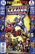 DC Retroactive Justice League America The 70s (2011) 1