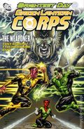 Green Lantern Corps The Weaponer HC (2011 DC) 1-1ST