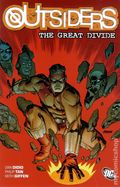 Outsiders The Great Divide TPB (2011 DC) 1-1ST