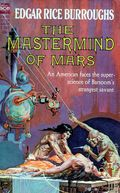 Mastermind of Mars PB (1963 An Ace Sci-Fi Classic Novel) By Edgar Rice Burroughs F-181