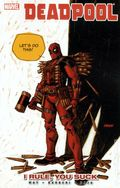 Deadpool TPB (2009-2012 Marvel) By Daniel Way 6-1ST