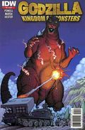 Godzilla Kingdom of Monsters (2011 IDW) 2E