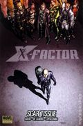 X-Factor Scar Tissue HC (2011 Marvel) 1-1ST