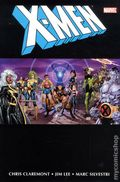 X-Men Omnibus HC (2011 Marvel) By Chris Claremont and Jim Lee 1st Eition 1B-1ST