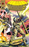 Armorines (1994 1st Series Valiant) 0B