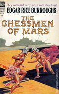 Chessmen of Mars PB (1962 An Ace Sci-Fi Classic Novel) F-170