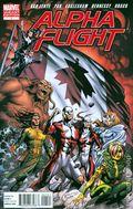 Alpha Flight (2011 Marvel) 1B