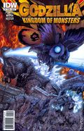 Godzilla Kingdom of Monsters (2011 IDW) 4B