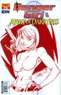 Danger Girl and the Army of Darkness (2011 Dynamite) 2F