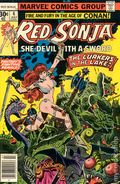 Red Sonja (1977 1st Marvel Series) 4