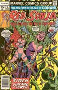 Red Sonja (1977 1st Marvel Series) 6