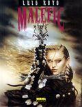 Malefic SC (Spanish Edition 1995 Luis Royo) 1-1ST