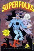Superfolks HC (2004 ST. Martin's Griffin Edition) 1-1ST