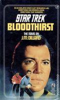 Star Trek Bloodthirst PB (1987 Pocket Novel) 37-REP
