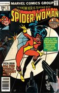 Spider-Woman (1978-1983 1st Series) 1
