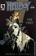 Hellboy The Fury (2011 Dark Horse) 3A
