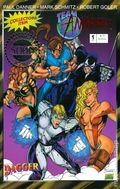 Team Anarchy (1993) Limited Promo Edition 1