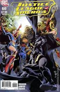 Justice League of America (2006 2nd Series) 60A