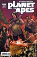 Planet of the Apes (2011 Boom Studios) 3B