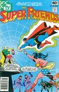 Super Friends (1976 DC 1st Series) Mark Jewelers 22MJ