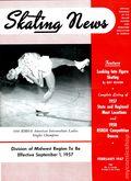 Skating News 195702