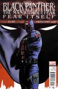 Black Panther The Man Without Fear (2010 Marvel) 522
