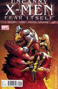 Uncanny X-Men (1963 1st Series) 542