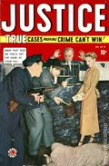 Justice Comics (1948) 10
