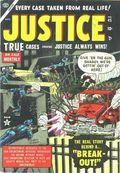 Justice Comics (1948) 45