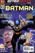 DC Retroactive Batman The 90s (2011) 1