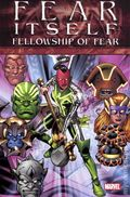 Fear Itself Fellowship of Fear (2011 Marvel) 0