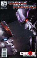 Transformers (2009 IDW) 21C