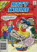 Katy Keene Comics Digest Magazine (1987) 2