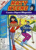 Katy Keene Comics Digest Magazine (1987) 5