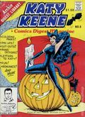 Katy Keene Comics Digest Magazine (1987) 8