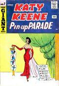 Katy Keene Pinup Parade (1955) 7