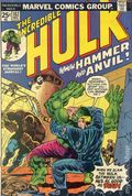 Incredible Hulk (1962-1999 1st Series) Mark Jewelers 182MJ