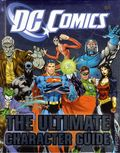 DC Comics The Ultimate Character Guide HC (2011 DK) 1st Edition 1-1ST