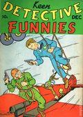Keen Detective Funnies Vol. 1 (1938) 11