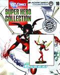 DC Comics Blackest Night Figurine Collection (2011 Eaglemoss) Magazine and Figure #010
